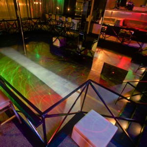 The Dancefloor at Trapeze Fort Lauderdale