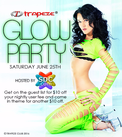 Glow Party FTL(6-16)