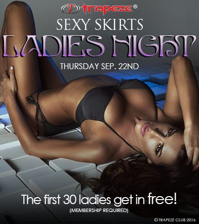 Ladies Night 9-22(9-16)