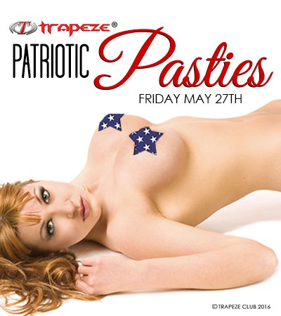 Patriotic Pasties FTL(5-16)
