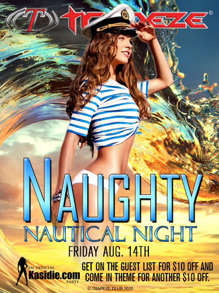 Naughty Nautical Night at Trapeze Swingers Club Atlanta