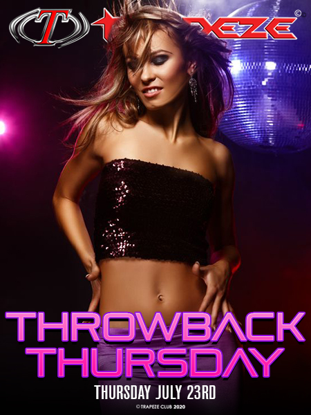 Throwback Thursday at Trapeze Swingers Club South Florida