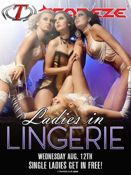 Ladies in Lingerie Party at Trapeze Swingers Club Atlanta