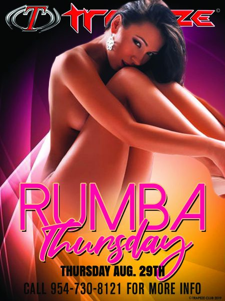 Rumba Thursday 8-29